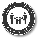 We are Family Owned and Operated